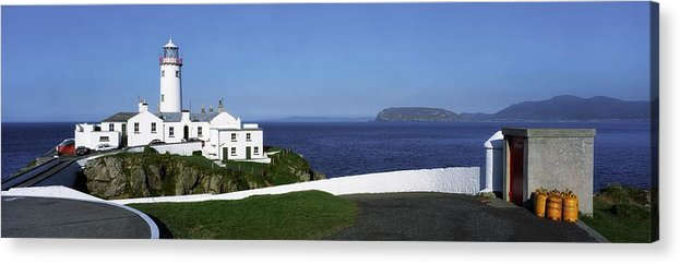 Head Acrylic Print featuring the photograph Fanad, Co Donegal, Ireland, Fanad Head by The Irish Image Collection
