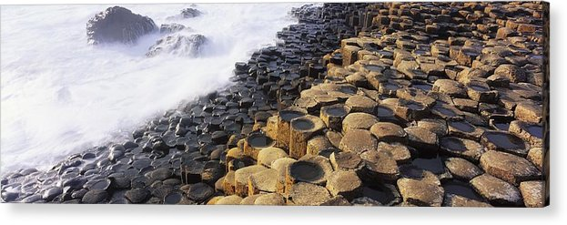 Co Antrim Acrylic Print featuring the photograph Giants Causeway, Co Antrim, Ireland by The Irish Image Collection