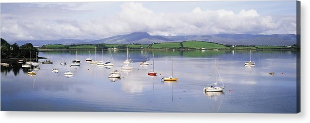 Outdoors Acrylic Print featuring the photograph Bantry Bay, County Cork, Ireland Boats by The Irish Image Collection