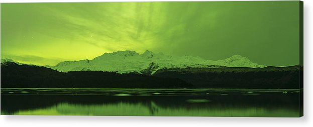 Aurora Acrylic Print featuring the photograph Lemon Lime by Ted Raynor