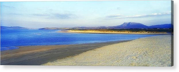 Coast Acrylic Print featuring the photograph Magheraroarty, County Donegal, Ireland by The Irish Image Collection