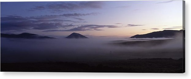 Outdoors Acrylic Print featuring the photograph Nephin Beg, Co Mayo, Ireland View Of by The Irish Image Collection