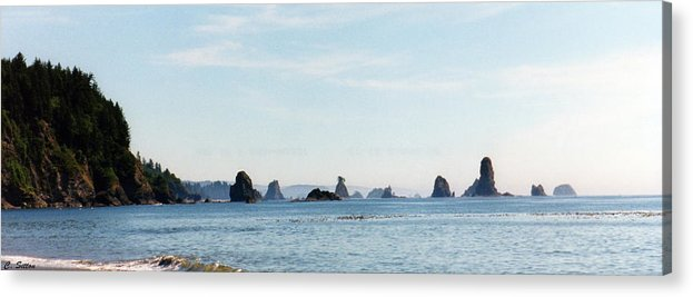 Coast Photographs Acrylic Print featuring the photograph Pacific Northwest by C Sitton