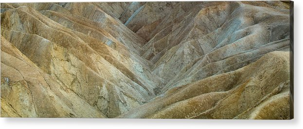 Outdoors Acrylic Print featuring the photograph Luminous Lands by Jon Glaser