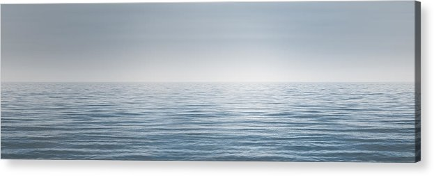 Water Acrylic Print featuring the photograph Limitless by Scott Norris