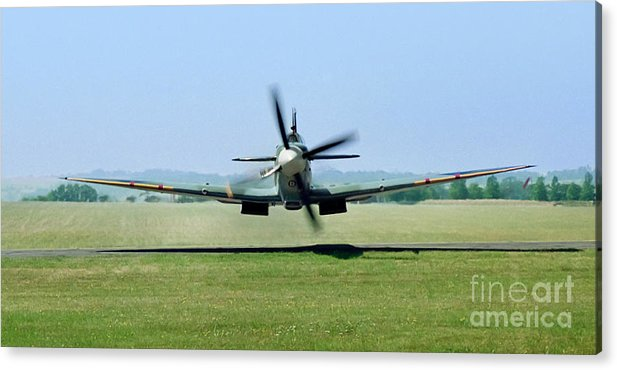 Spitfire Surprise   close up by Martin At Gemini Pictures