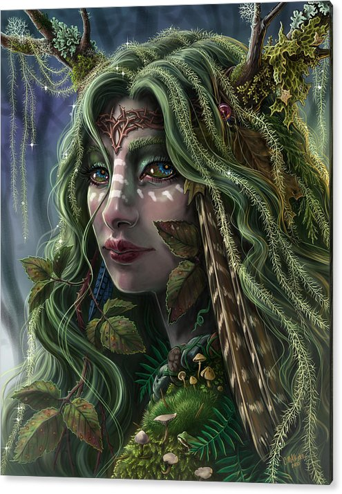 Lady of the Forest by Cristina McAllister