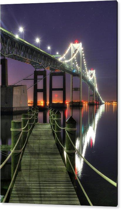Dock at Dawn by Jeff Bord