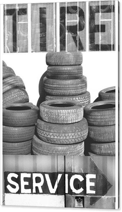 Tire Service by TJ Gradisher