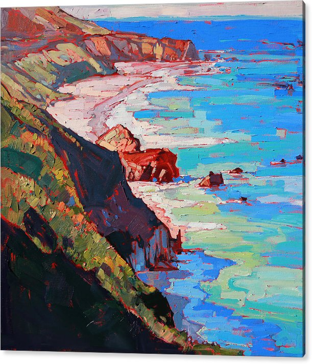 Coast Line by Erin Hanson