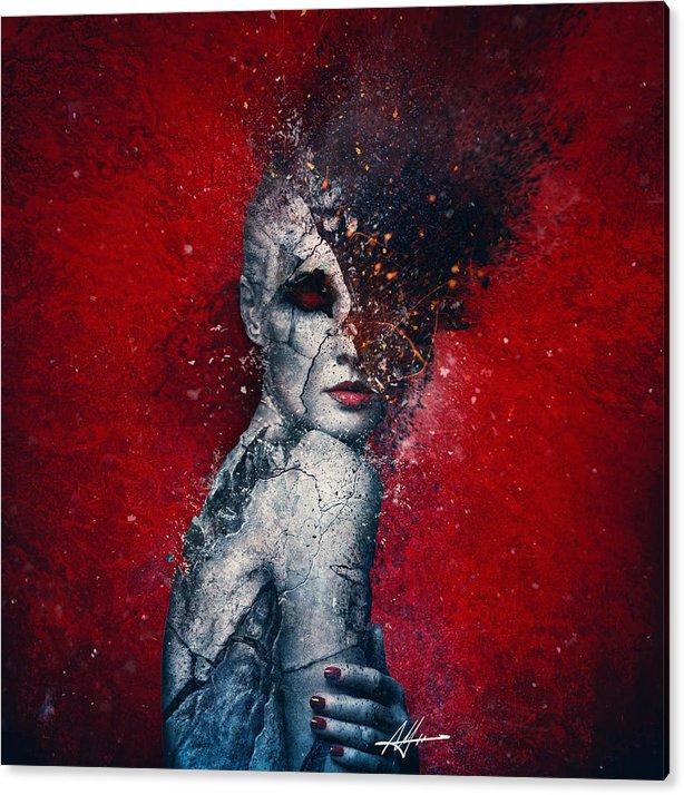 Indifference by Mario Sanchez Nevado