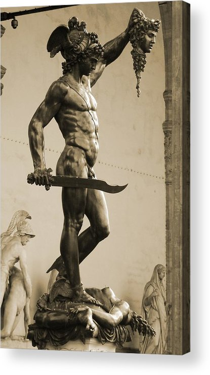 """""""Perseus with the Head of Medusa"""" in 1545-54 by Benvenuto ...  