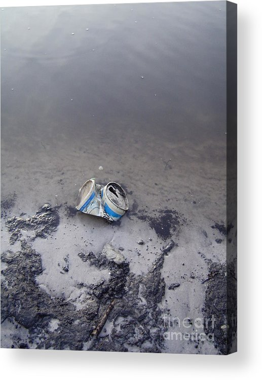 Posted Acrylic Print featuring the photograph I Think I Can by Jack Norton