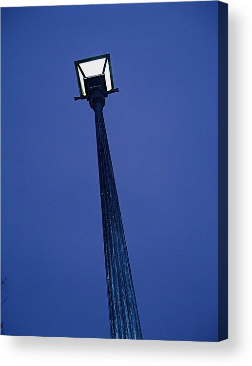Iowa Acrylic Print featuring the photograph Lights In The Sky by Big Mike Roate