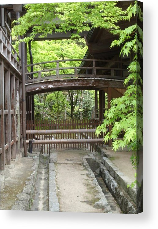 Japan Acrylic Print featuring the photograph Tranquility by Trisha Paul