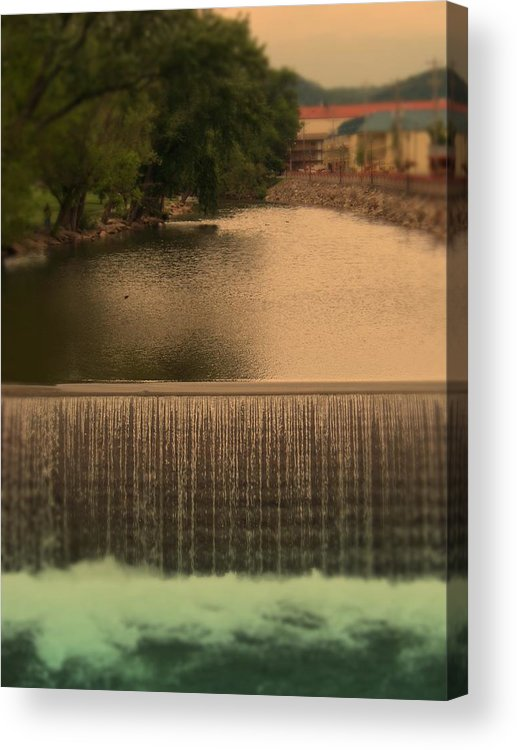 Water Acrylic Print featuring the photograph Dreams by Jessica Burgett