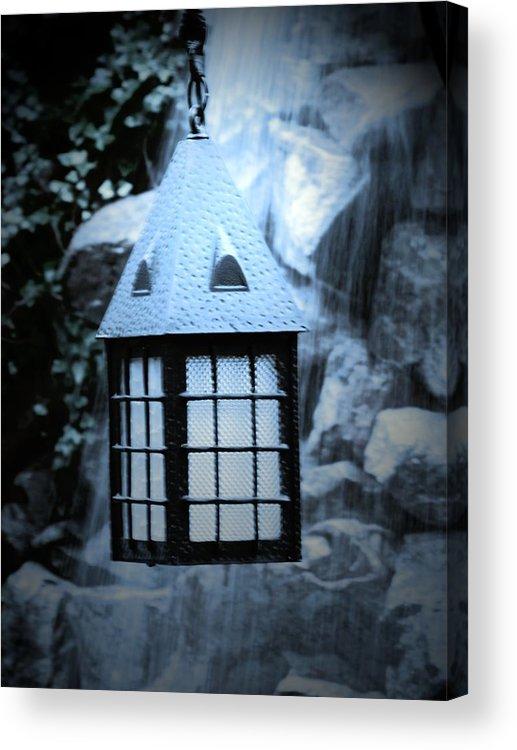 Light Acrylic Print featuring the photograph Lighting by Jessica Burgett