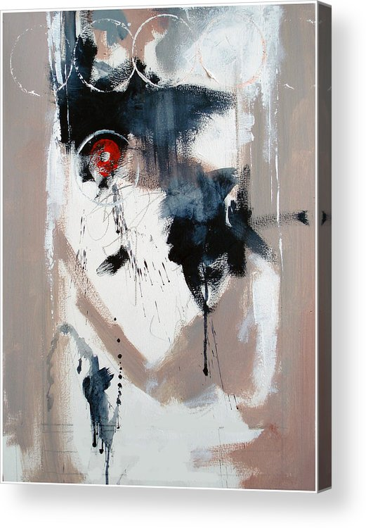 Acrylic Acrylic Print featuring the painting Assurances by Dale Witherow