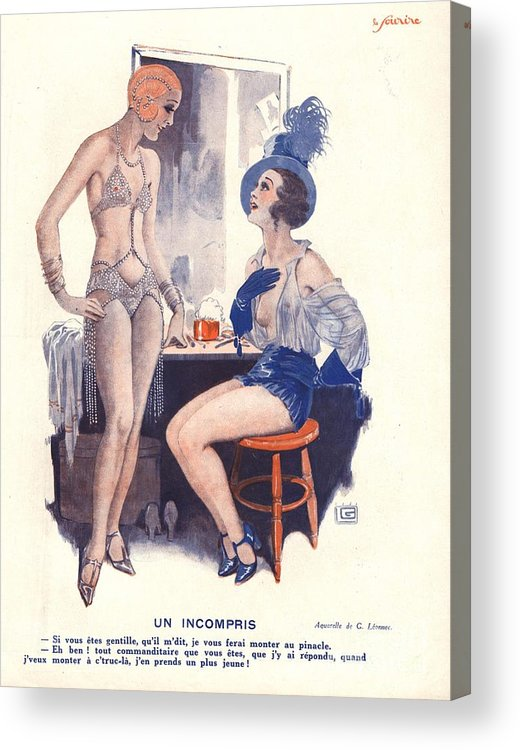 Best of 1920 Erotic Cartoons