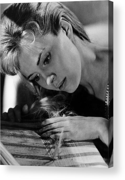 1964 Movies Acrylic Print featuring the photograph Lilith, Jean Seberg, 1964. Csu by Everett