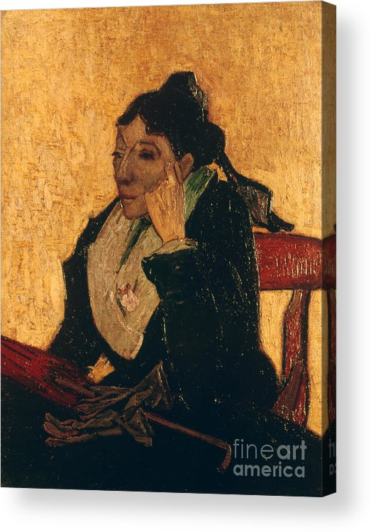 1888 Acrylic Print featuring the photograph Van Gogh: Larlesienne, 1888 by Granger