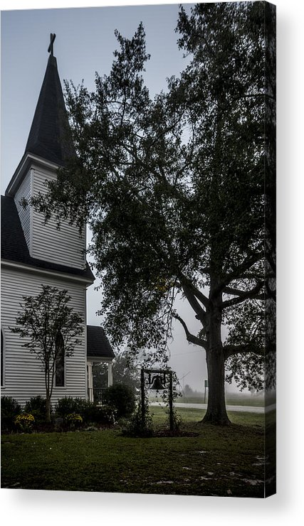 Wildlife Acrylic Print featuring the photograph Church Bells by Alicia Collins