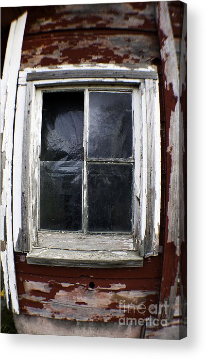 Art Acrylic Print featuring the photograph Reflecting On Country Living by Clayton Bruster