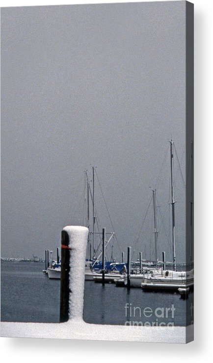 Scenic Tours Acrylic Print featuring the photograph Summer Lost by Skip Willits