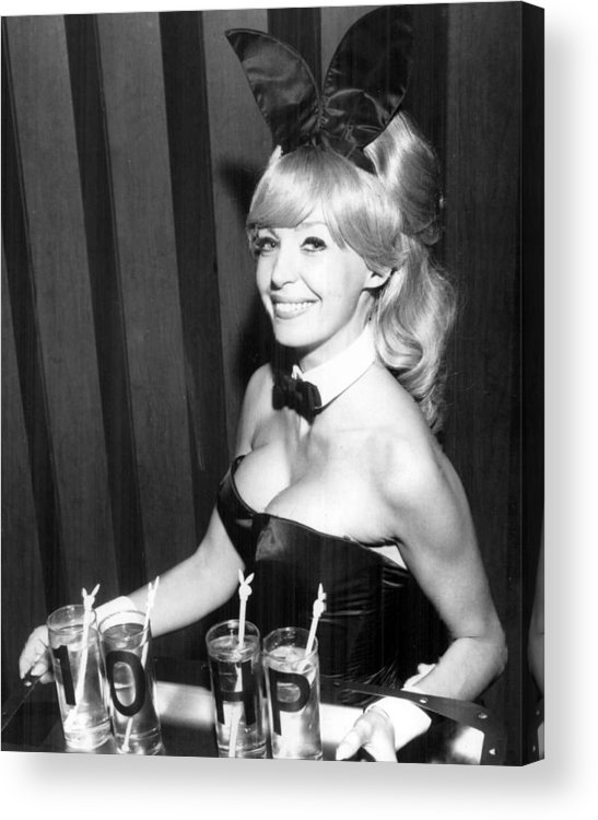 classic Acrylic Print featuring the photograph Playboy by Retro Images Archive