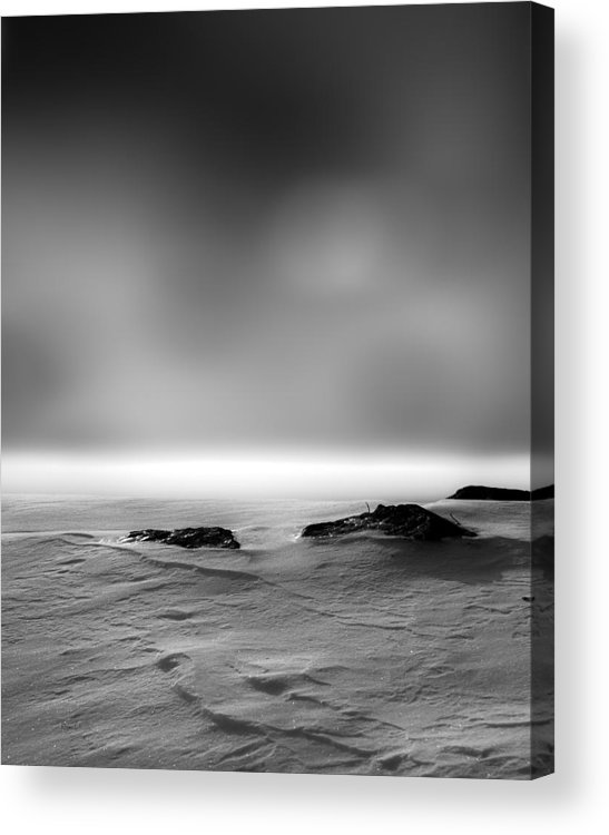 Winter Acrylic Print featuring the photograph Before Sunrise by Bob Orsillo