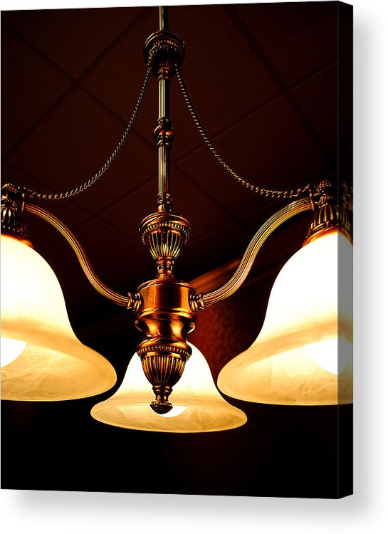 Elegant Acrylic Print featuring the photograph Elegant Charm by Frozen in Time Fine Art Photography