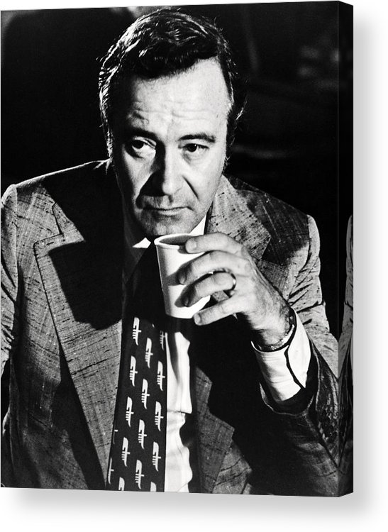 Save The Tiger Acrylic Print featuring the photograph Jack Lemmon In Save The Tiger by Silver Screen