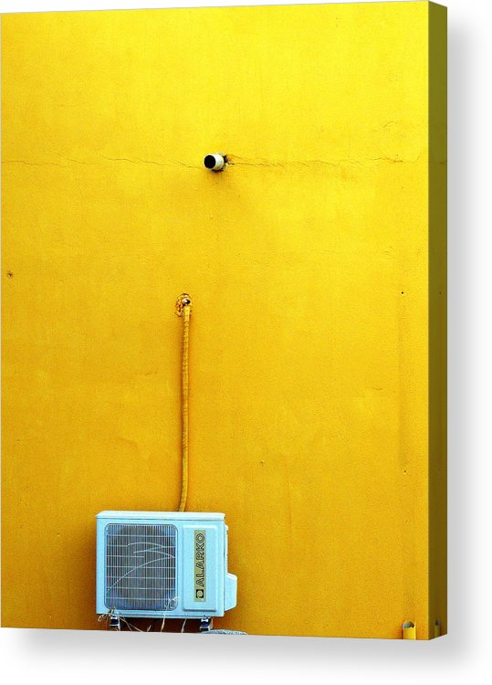 Surreal Acrylic Print featuring the photograph Kool Aid by Tom Gilligan