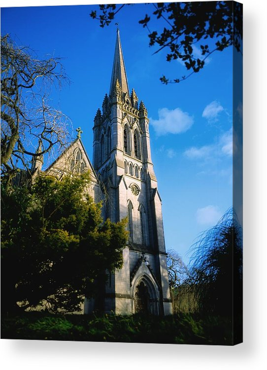 E.u. Acrylic Print featuring the photograph Co Carlow, Myshall Church Dedicated To by The Irish Image Collection