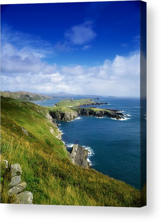 Co Cork Acrylic Print featuring the photograph Crookhaven, Co Cork, Ireland Most by The Irish Image Collection