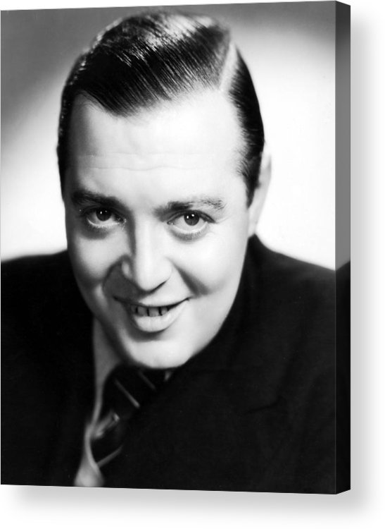 1930s Movies Acrylic Print featuring the photograph Secret Agent, Peter Lorre, 1936 by Everett