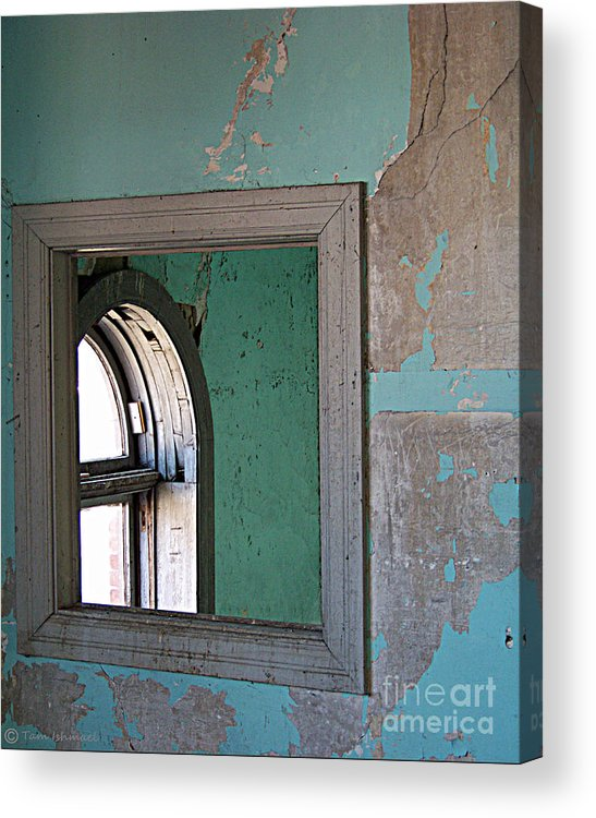 Windows Acrylic Print featuring the photograph Windows Within by Tammy Ishmael - Eizman