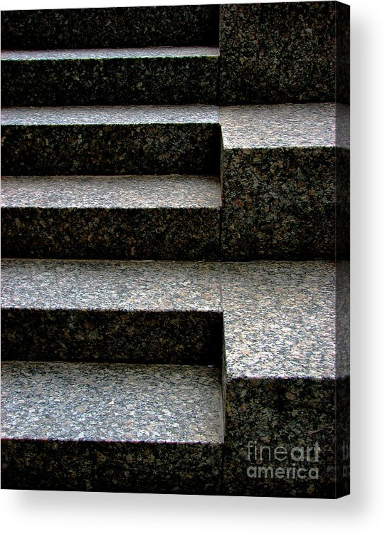 Architectural Acrylic Print featuring the photograph Gradation by Dana DiPasquale