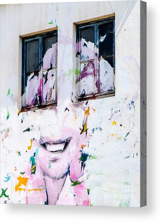 Wall Acrylic Print featuring the photograph Alegria by Eugenio Moya