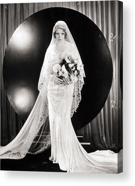 -nec03- Acrylic Print featuring the photograph Film Still: No Limit, 1931 by Granger