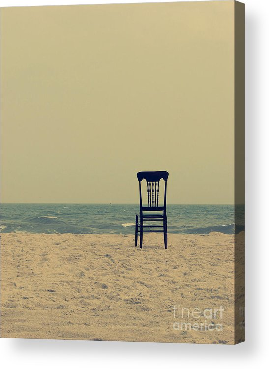 Ocean Acrylic Print featuring the photograph Until Tomorrow And Tomorrow And Tomorrow by Dana DiPasquale