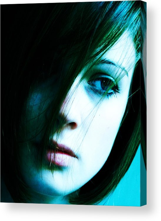 Fashion Acrylic Print featuring the photograph XP by Jim DeLillo