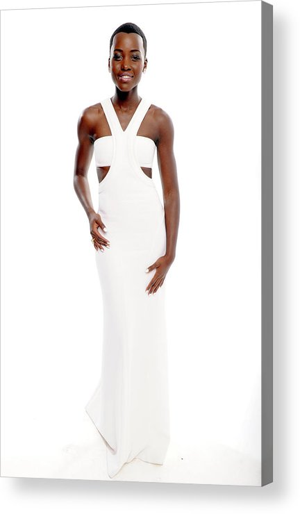 People Acrylic Print featuring the photograph 19th Annual Critics Choice Movie Awards by Dimitrios Kambouris