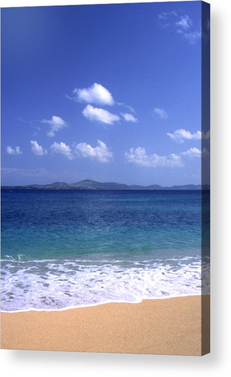 Okinawa Acrylic Print featuring the photograph Okinawa Beach 8 by Curtis J Neeley Jr