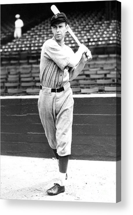 1930-1939 Acrylic Print featuring the photograph National Baseball Hall Of Fame Library by National Baseball Hall Of Fame Library