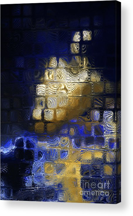 John 16 13 He Will Guide You Acrylic Print By Mark Lawrence
