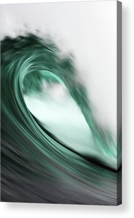 Scenics Acrylic Print featuring the photograph Maroubra by Ewen Charlton