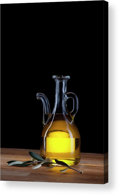 Greece Acrylic Print featuring the photograph Olive Oil by Portugal2004