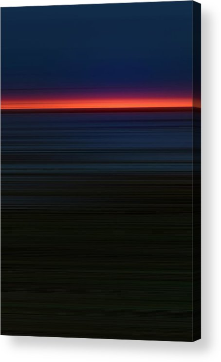 Sunrise Acrylic Print featuring the photograph Sunrise 1 by Scott Norris