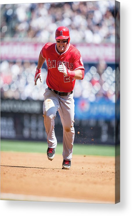 People Acrylic Print featuring the photograph Mike York by Rob Tringali